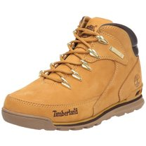Ghete Timberland Euro Rock Hiker maron miere