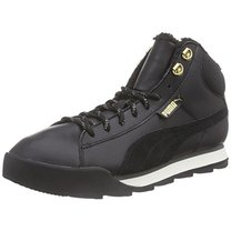 Ghete Puma Mid Rugged negru