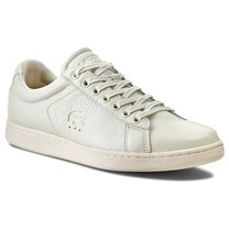 Tenisi Lacoste Carnaby piele alb