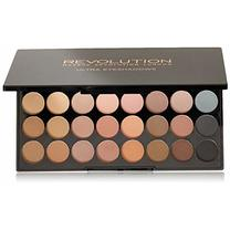 Make up Revolution paleta farduri ochi