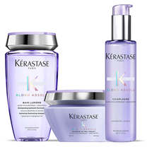 Kerastase Blond Absolu Bain Lumiere Trio Set