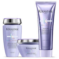 Kerastase Blond Absolu Ultra Violet Trio Set