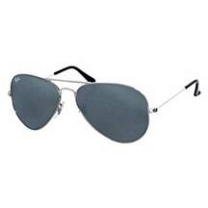 Ray-Ban Classic Mirrored Aviator
