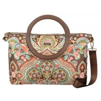 Poseta Oilily City carry all 2 in 1 cappuccino