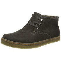 Ghete Chuka Hush Puppies gri charcoal