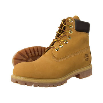 Ghete Timberland Earthkeepers 6 inch clasic galben auriu